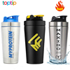 New Design Stainless Steel Shaker/Sport Cup/Protein Powder Shaker