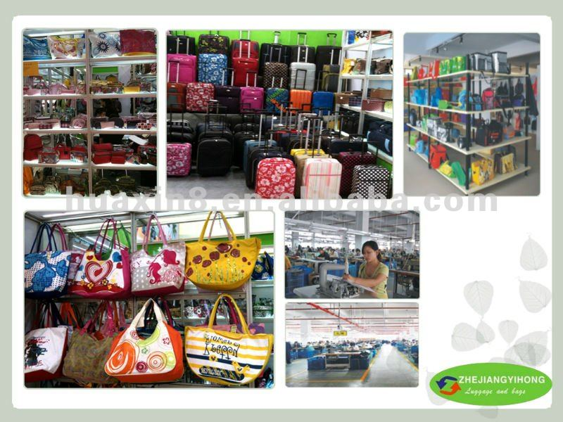 2015 Promotional Shopping Foldable Trolley Luggage