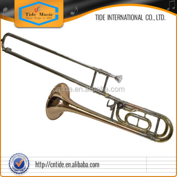 High grade Tenor Tuning Slide Trombone Tone: Bb/F, View trombone, TIDE  MUSIC Product Details from Tide International Co , Ltd  on Alibaba com