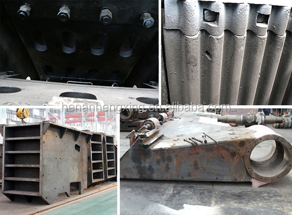 Durable Quality Large Capacity 500tph Primary PE Stone Jaw Crusher And Secondary Stone Jaw Crusher