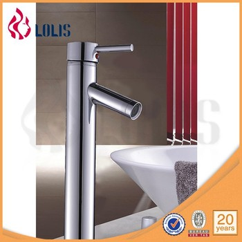 (A0053-H) 2015 High Basin Faucet Bathroom
