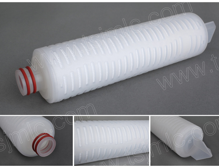 high flow PES filter cartridges for liquid crtitical filtration(0.01 micron)