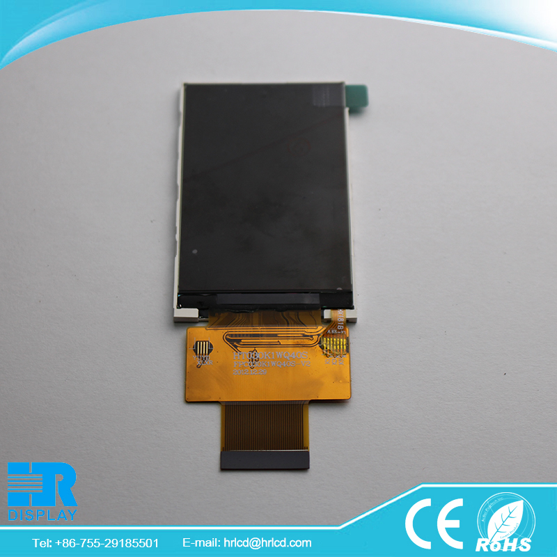 3 inch lcd display screen 240x400 Good Quality TFT lcd Module