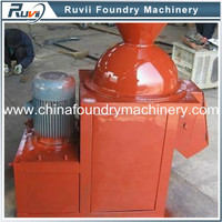 Foundry Batch Sand Mixer to Deal with Clay Sand, Green Sand, S20 Series