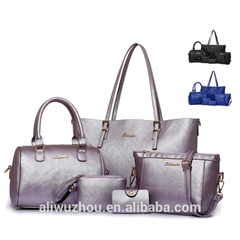 cdbc3d7898 D-054 Wholesale price ailbaba china function waxed fashion handbag cheap  lady leather handbag for