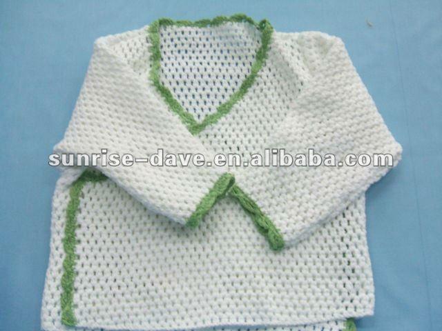 Encuentre el mejor fabricante de chompas a crochet para bebes y ...