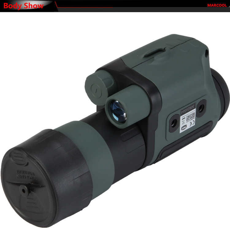 Yukon NVMT Spartan 4X50 Night Vision hunting Monocular Scope hunting machine for target night telescope