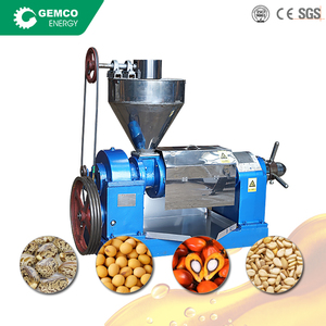 Best priced crushing palm fruit oil making machine