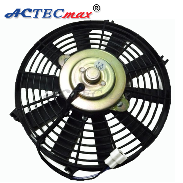 120W PUSH 12'' S type 24v Car air conditioning blower fan