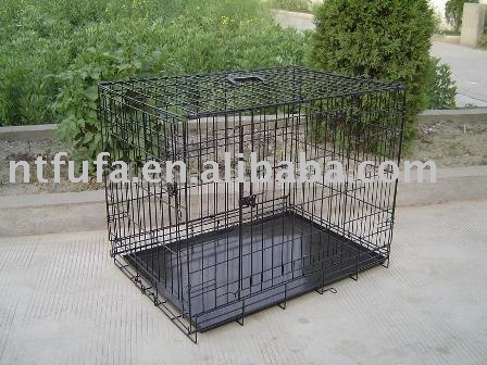 Metal Wire Dog Cage /house/pet enclosure/kennel