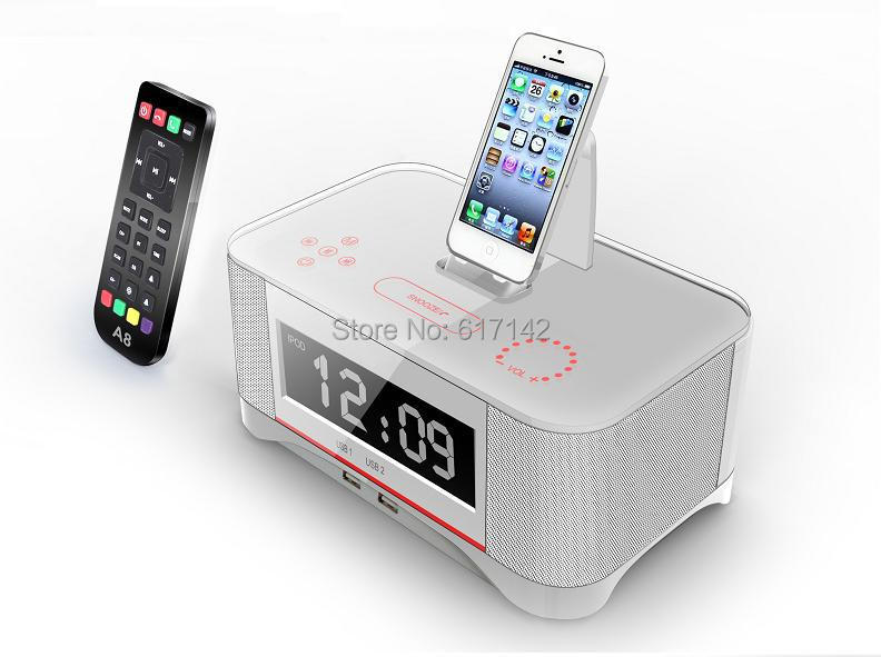 a8 bluetooth speaker portable loudspeaker nfc dock station. Black Bedroom Furniture Sets. Home Design Ideas