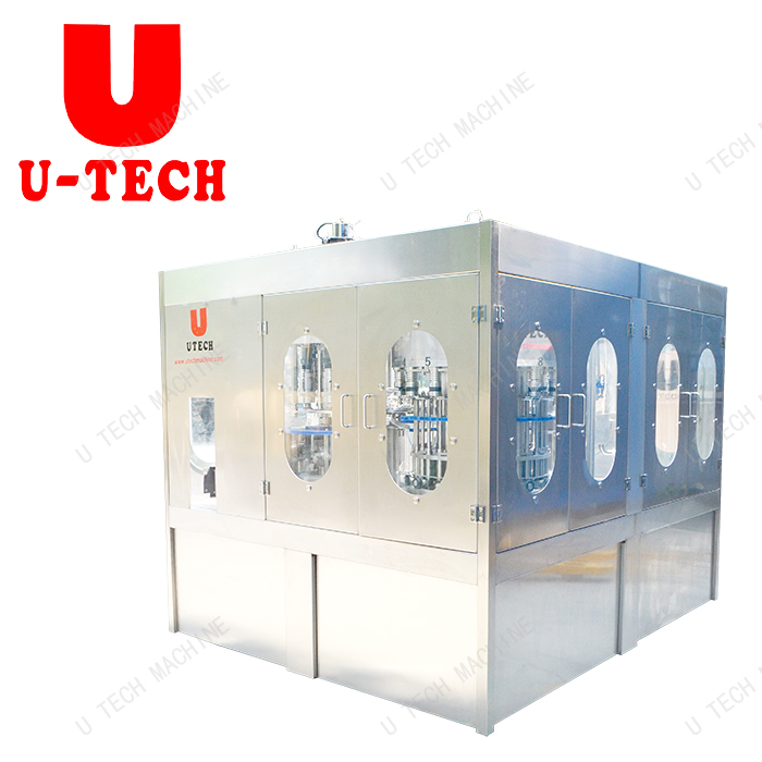 Automatic Drinking Water Bottle Filling Machine /Small Water Bottling Machine Price/Mineral Water Production Line