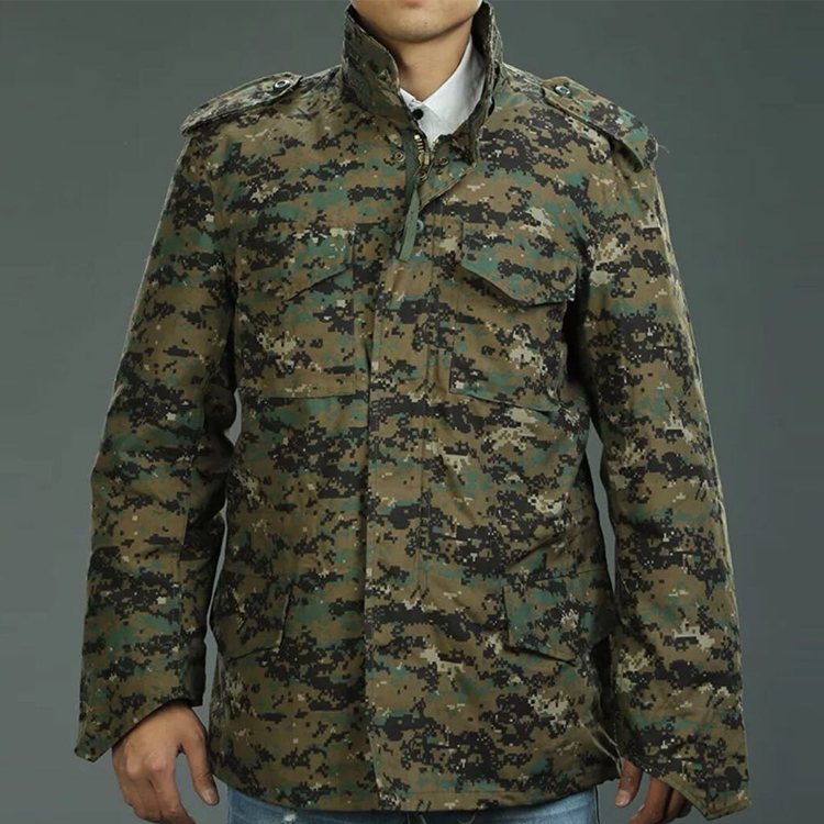 Hot sale military waterproof mens jacket  military m65 jacket winter  jacket