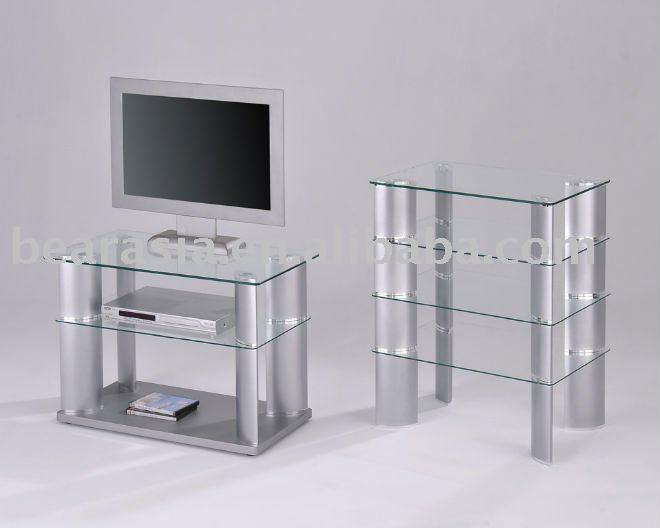 petit meuble en verre maison design. Black Bedroom Furniture Sets. Home Design Ideas