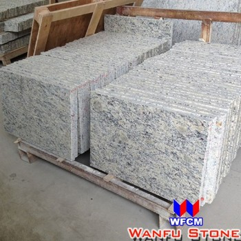 Santa Cecilia Natural Stone Granite Color On Vanity