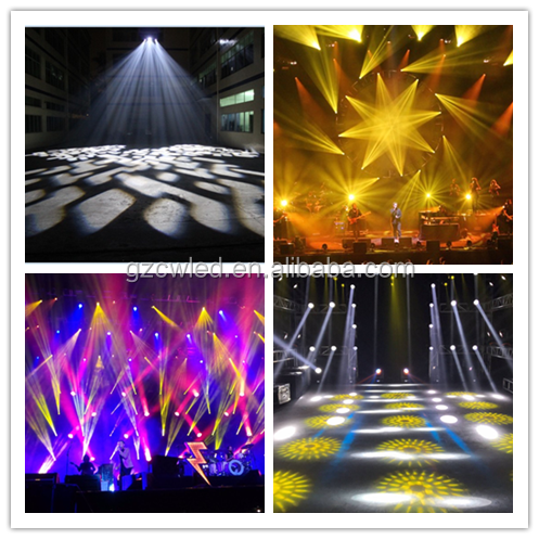 Stage lights Sharpy Beam Light 350w 17R Beam 350 Moving Head Lights