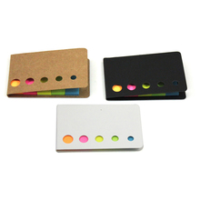 Sticky note pad/sticky note book, MOQ100PCS 0703066