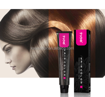 Oem Odm Top Quality Hair Color Brands Permanent Henna Chestnut Brown