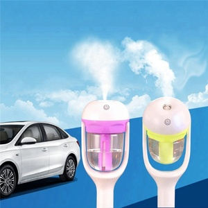Best Car And Office Ultrasonic Essential Oil Aroma Diffuser Car Air Humidifier With USB Charger