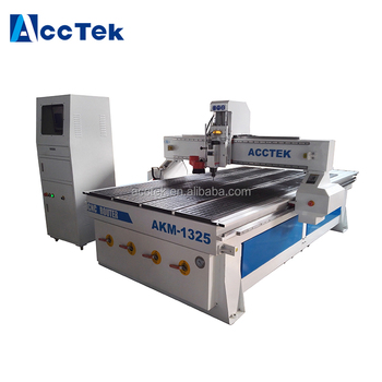 2018 China Cheap Woodworking Machine Cnc Router 1325 All In One