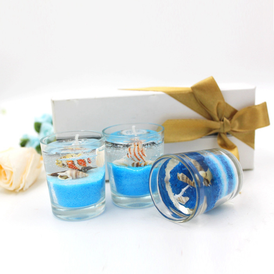 Glass Jelly Candle, Glass Jelly Candle Suppliers and Manufacturers ...