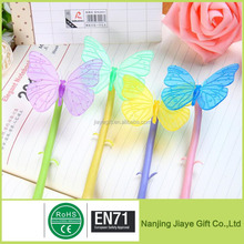 Decorative Butterfly Design Promotional ball point pens