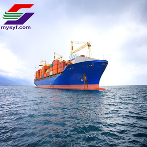 China Sea Cargo Shipping Logistic To Singapore Malaysia Philippines Door To Door