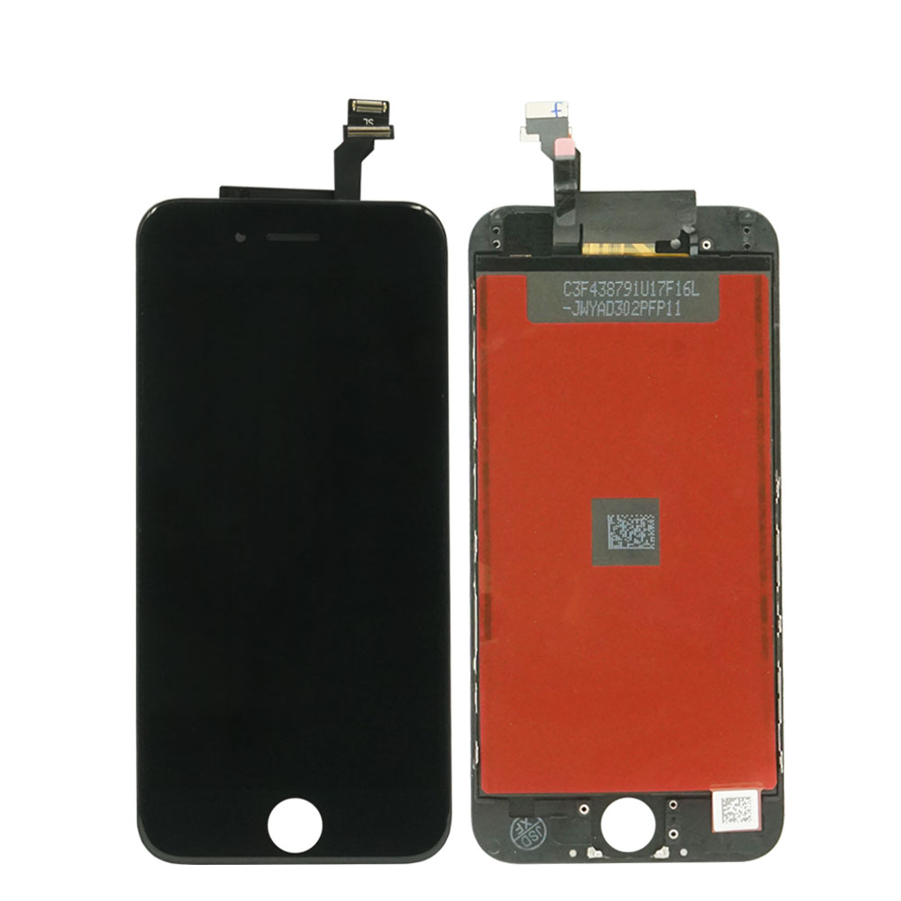 Mobile repair parts screen lcd for iphone6, for iphone 6 lcd wholesale repair parts cell phone with touch screen