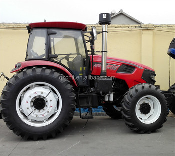 40HP 45HP 50HP 4x4 Tractor With Front End Loader Pallet Fork