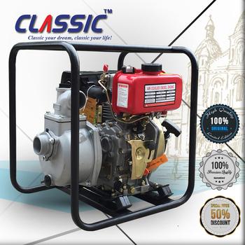 Classic China 4 Inch Diesel Pump High Pump Lift River