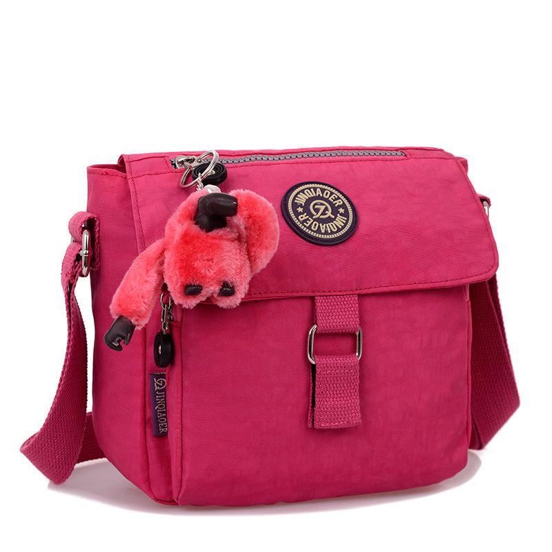 a487060e69 Buy 10 Colors Nylon Women Crossbody Bags Waterproof Women Purses And Handbags  Cross Body Shoulder Hand Bags Bolsos Mujer feminina in Cheap Price on ...