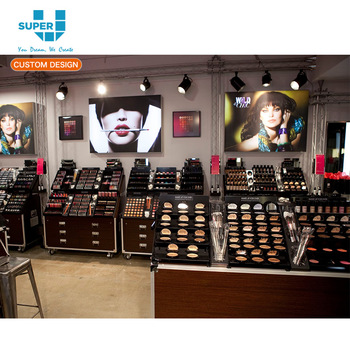 80aa6415115 Offre Spéciale Commercial Merchandising Magasin de Maquillage Cosmétique De  Meubles D affichage ...