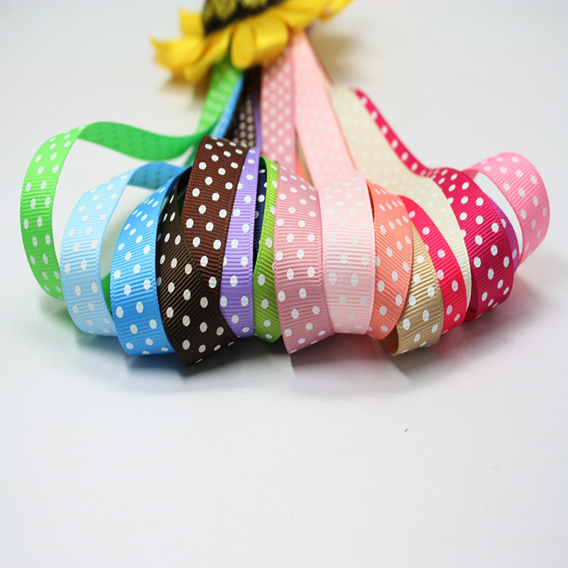 Hot sale Yama factory double faced 100% polyester 196 colors 1 inch 25mm satin ribbon