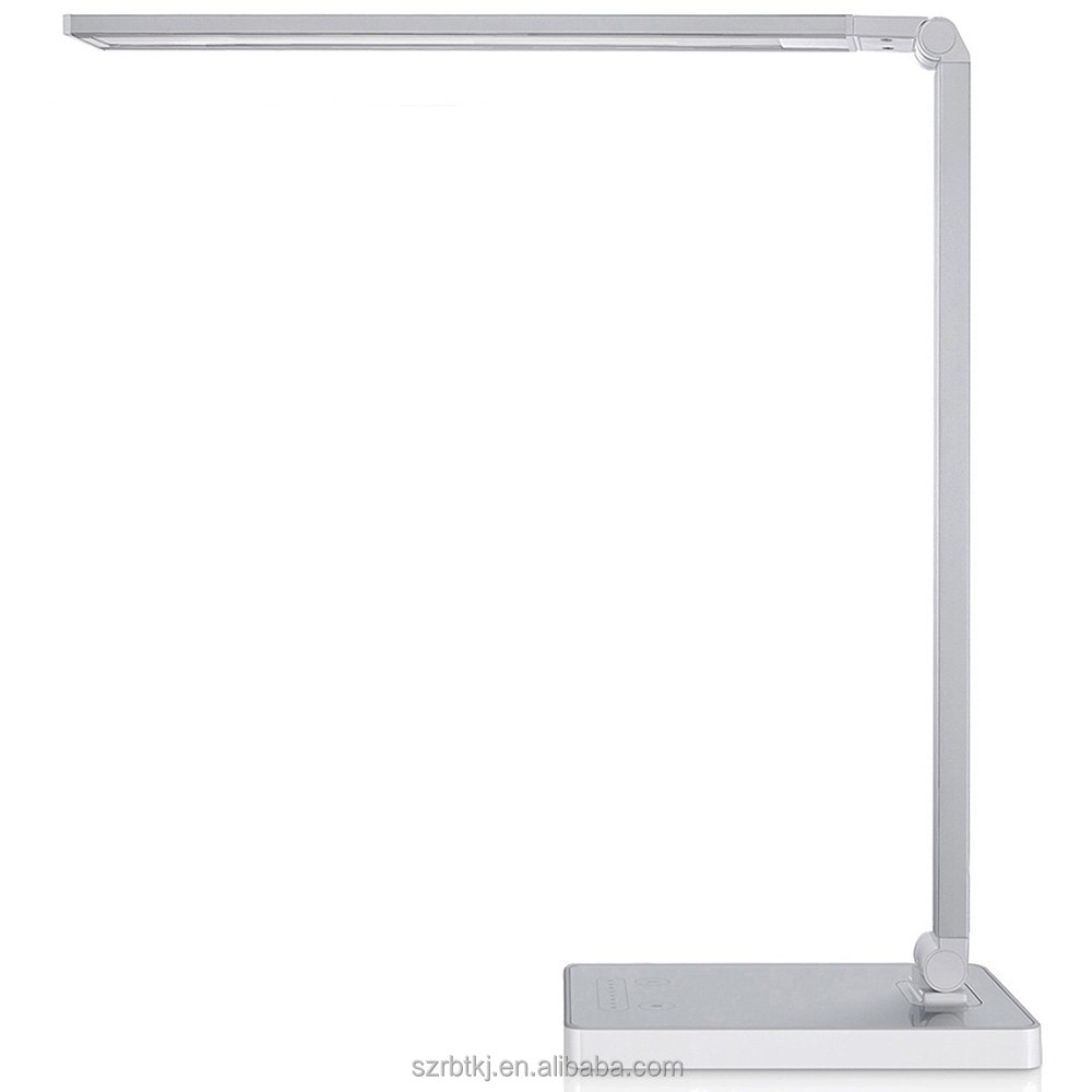 Intelligent utility healthy OLED table lamp both home and office