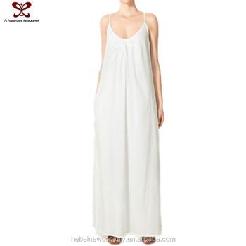 Simple Cotton Dresses