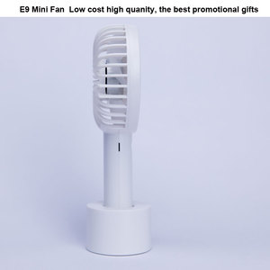 E9 Mini Fan promotional novelty cheap giveaway gifts