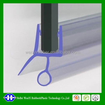 Glass Shower Door Plastic Seal Strip Buy Glass Shower Door Plastic