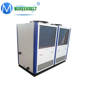 Minus 5C degree 15HP Air Cooled Chiller Brewery Glycol Chiller with Plate Heat Exchanger