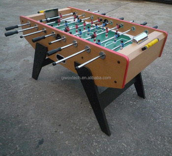 Indoor Professional Superior MDF Soccer/football Table Wooden Foosball Table