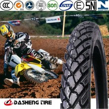 China Motorcycle Tire with High Quality 2.75-18 Moto Cross Tyre