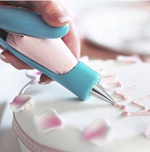 11pcs/set Dessert Decorators DIY Cream Cake Making Flowers Crowded Mouth Icing Nozzles Pastry Bag Decorating Tip Sets Tools