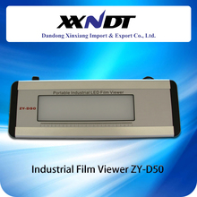 ZY-D50 Industrial LED Radiography Film Viewer For X ray and Gamma Ray Flaw Detector
