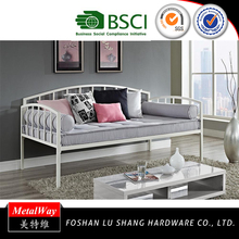 Customized metal divan bed design