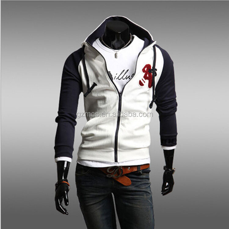 Zip Hooded Sweatshirts Wholesale 43