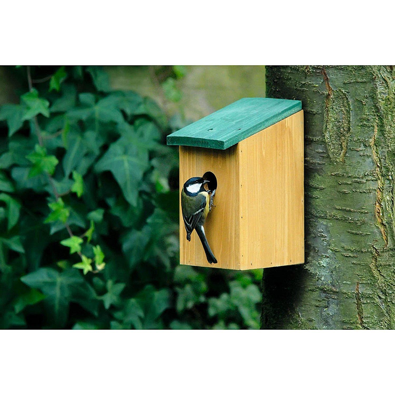 Lifetime Garden Lifetime Garden 22Cm Wood Nesting Box - Beige