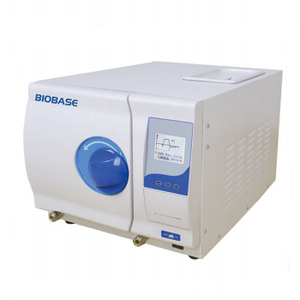 safe Autoclave /Sterilizer Class B Series with vacuum drying system