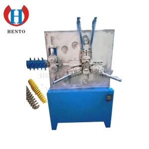 Automatic CNC Spring Forming Machine For Clothespin