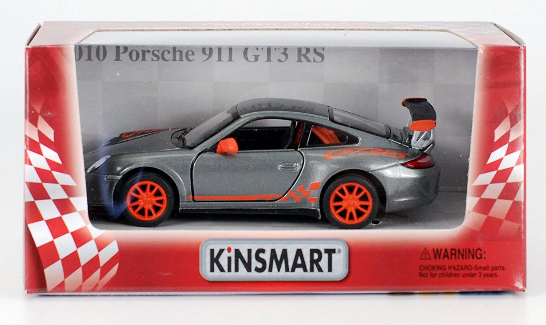 Orange by Toysmith Porsche 911 GT3 RS Die Cast 1:36 Scale