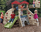 EXCELLENT QUALITY KIDS GARDEN PLAY EQUIPMENT ,CABIN FOR KIDS (HB-14103)