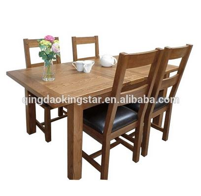 Modern Oak Heavy-duty Dining Table And Chairs - Buy Heavy-duty Dining Table  And Chairs,Oak Dining Table,Modern Dining Table Product on Alibaba.com